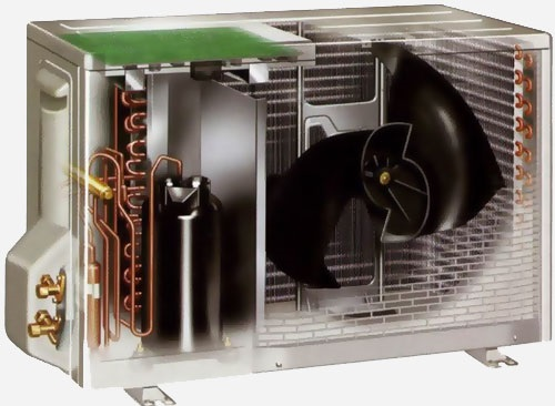 компрессор бытового кондиционера