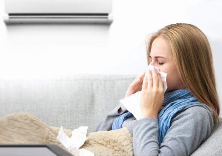 как не заболеть от кондиционера